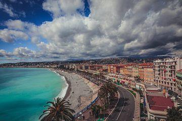 The boulevard of Nice von Ruben Soerel