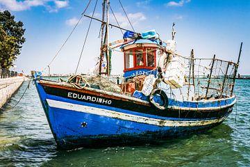 Fischerboot von Freddy Hoevers