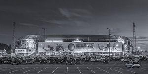 Feyenoord Rotterdam stadion de Kuip 2017 - 3