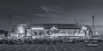 Feyenoord Rotterdam stadion de Kuip 2017 - 3  sur Tux Photography