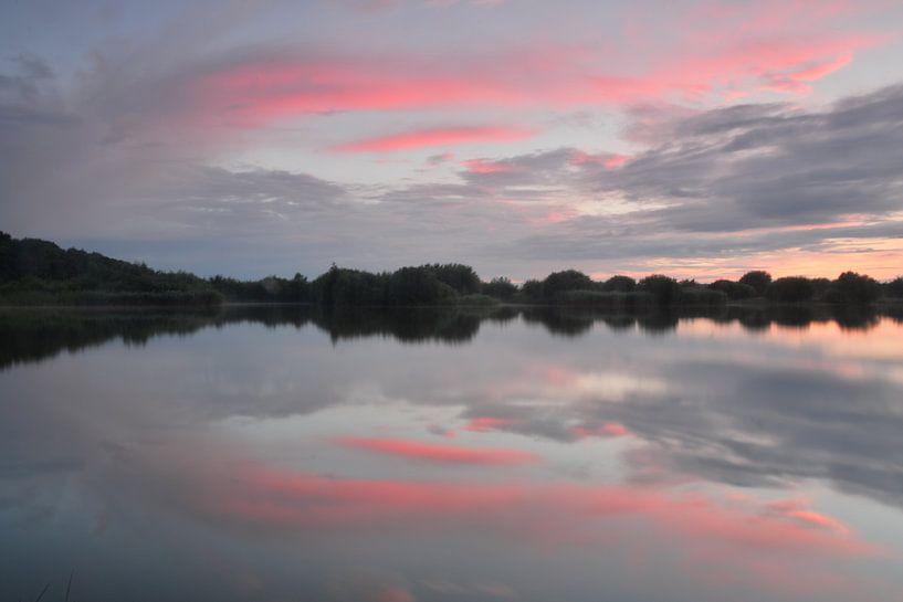 Sunset von Rene Mensen