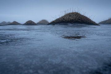 Stokksnes, IJsland, Europa van Alexander Ludwig