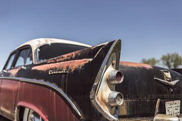 Rusty American car sur Natasja Tollenaar