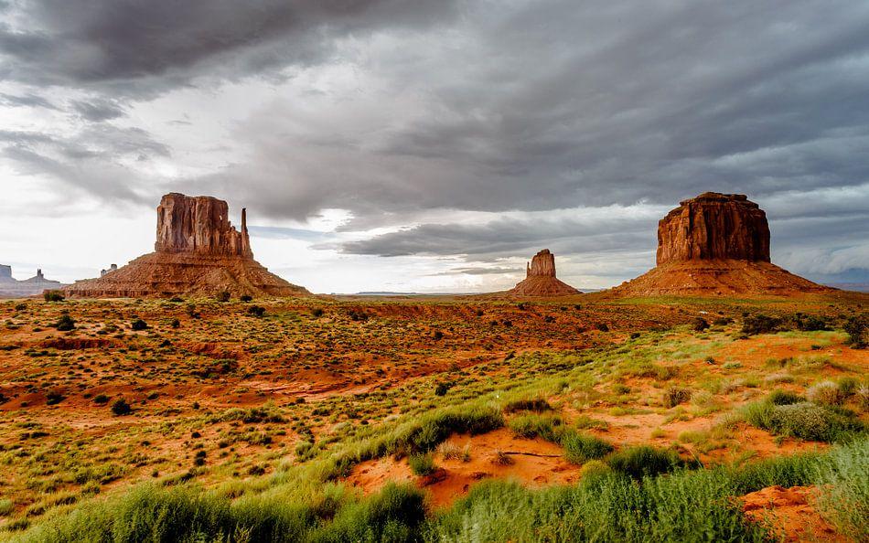 Monument Valley van Richard Reuser