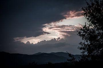 Open sky von Martijn Hinrichs