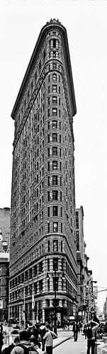 New York - Flat Iron Building van