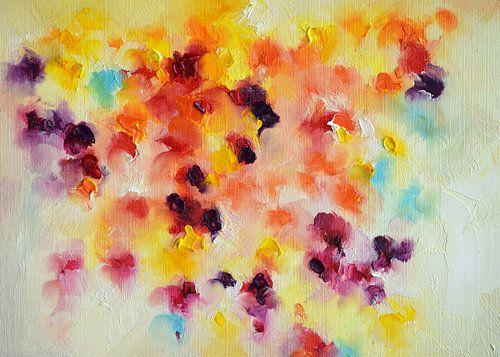 Autumn Sunset van Maria Kitano