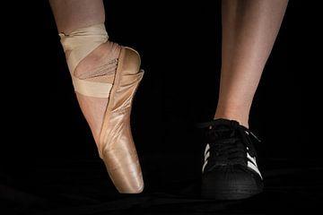 Tanzschuhe || Ballett || Sport von Rita Kuenen