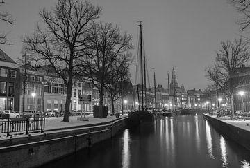 Winter in Groningen von Arthur Scheltes