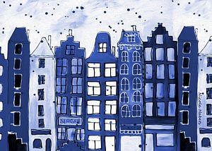 Kanal-Häuser von Nicole Habets
