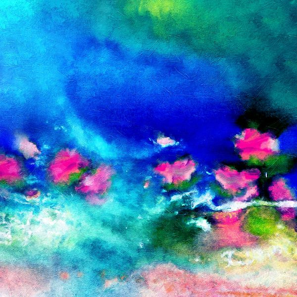 Waterlelies - Impressie van Andreas Wemmje