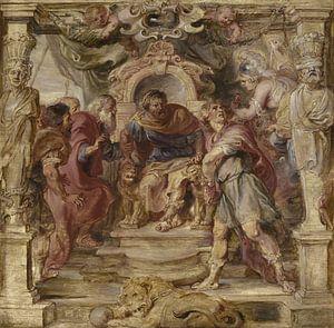Der Zorn des Achilles Peter Paul Rubens