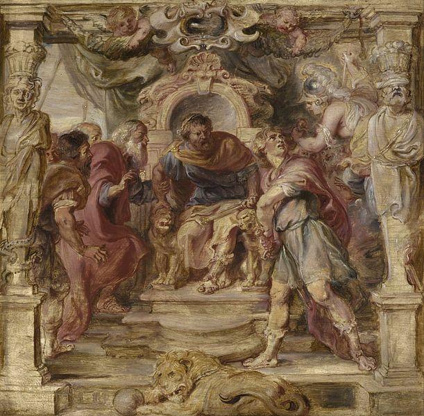 Der Zorn des Achilles Peter Paul Rubens von Meesterlijcke Meesters