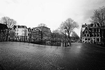 Canal Amsterdam von Dick Veldhuisen