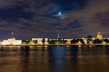 Nachts and der Newa van Borg Enders
