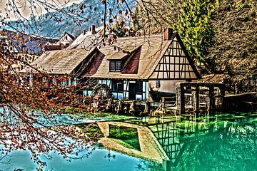 The watermill van