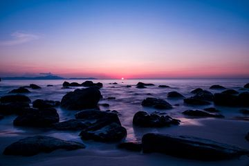 zonsondergang sur Corrine Ponsen