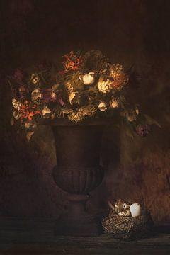 Flower Bomb van Saskia Dingemans