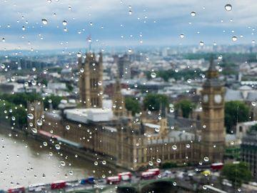 Rainy day van Henry van Schijndel