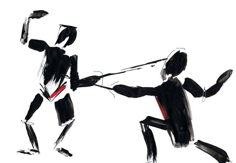 Das Duell von Katarina Niksic