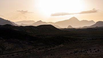 Berge im Iran von Daan Kloeg
