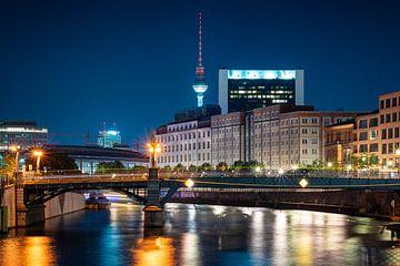 Nuit à Berlin sur Martin Wasilewski