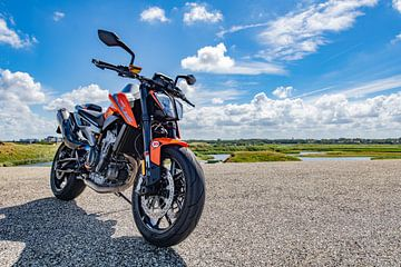 KTM Naked Bike van Alex Hiemstra