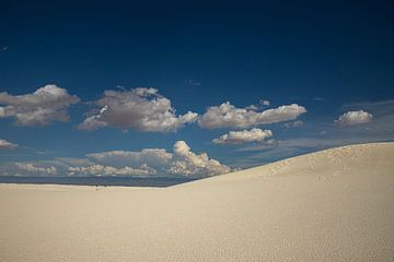White Sands National Park New Mexico van Gert Hilbink