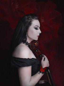 The sense of the cello van Babette van den Berg
