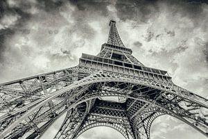 Eiffeltoren, Parijs van Marcel Bakker