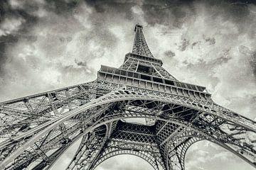 Eiffelturm, Paris von Marcel Bakker