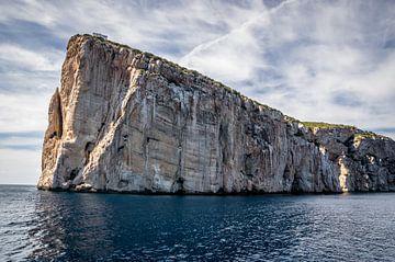 Capo Caccia, Sardinië van Gijs Rijsdijk