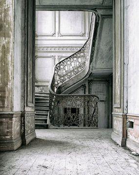 Treppe von Kirsten Scholten
