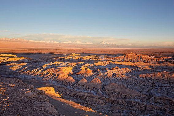 Cordillera del Sal, San Pedro de Atacama, Antofagasta-gebied, Chili