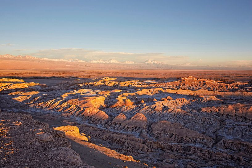 Cordillera del Sal, San Pedro de Atacama, Antofagasta-gebied, Chili van Tjeerd Kruse