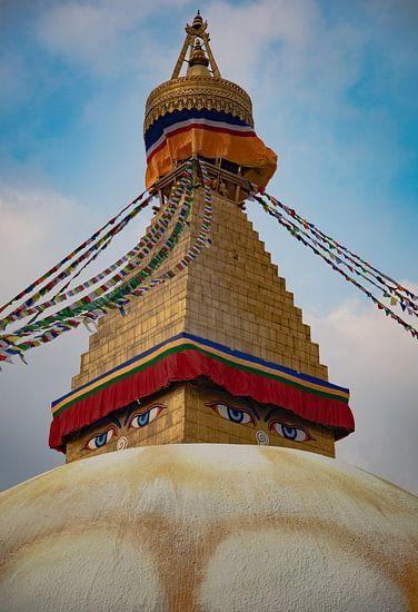 stupa Bouddhanath