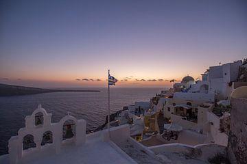 Oia - Santorini sur
