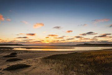 Kein spektakulärer Sonnenuntergang von Bob Daalder
