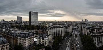 Brüssel aus der Luft von Werner Lerooy