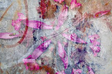 subtiele bloemenblaadjes von Eugene Winthagen