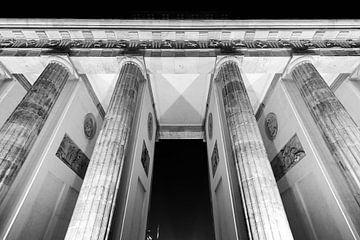 Brandenburger Tor, Berlin von Frank Herrmann