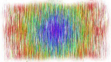 Abstrakte Ölfarbe von Maurice Dawson