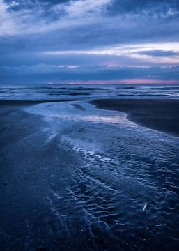 Seascape van Jeroen Linnenkamp