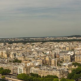 Top panoramic view of the Seine sur Melvin Erné