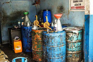 Tankstelle von Fotoverliebt - Julia Schiffers