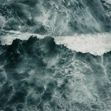 ocean wave van Dorit Fuhg