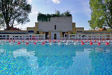 Openluchtzwembad De Houtvaart - Open Monumentendagen-2020-2