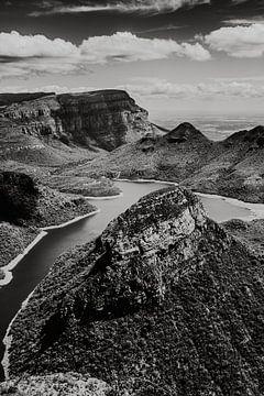 Blyde River Canyon, Afrique du Sud sur Roxanne Danckers