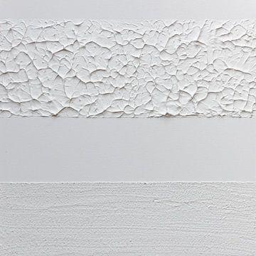 Texture blanche sur MDRN HOME