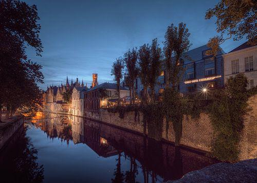 Brugge - Groenerei van Jurgen Maassen